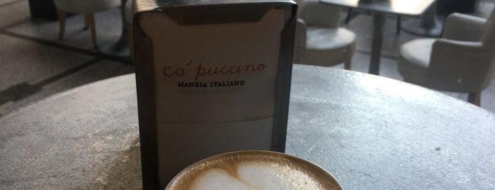 Ca'puccino is one of Colazione vegan a Milano e dintorni.