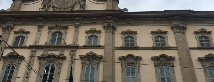 Palazzo Litta is one of Swiss been.