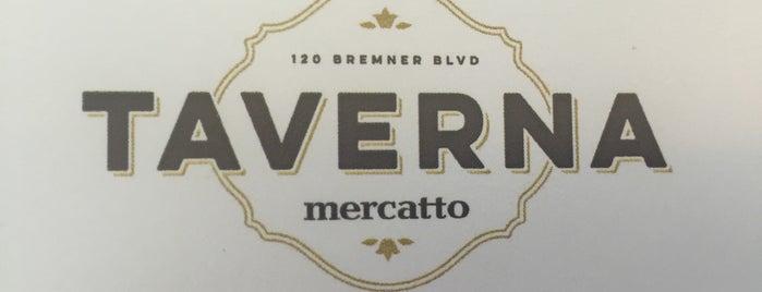 Taverna Mercatto is one of Toronto.