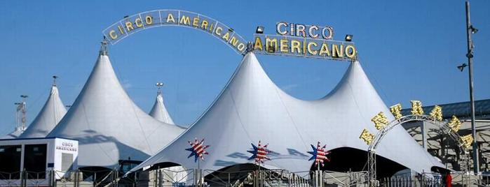 Circo americano is one of Nens - Niños.