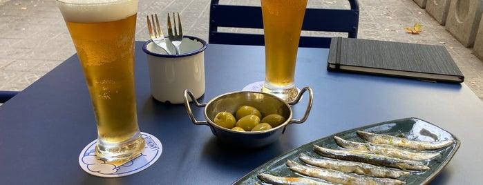 La Menuda - Craft Beer & Crazy Food is one of Comida/cena.