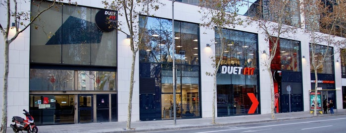 Duet Fit is one of Instalaciones Deportivas / Esports.