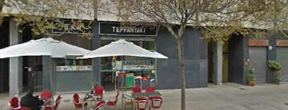 Bar TEPPANYAKI is one of Comer bien.