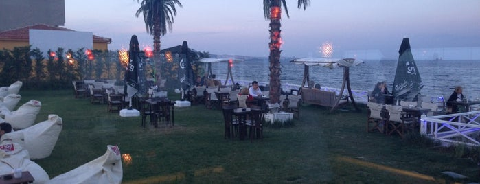 Shaya Beach Cafe & Restaurant is one of Çiğdem: сохраненные места.