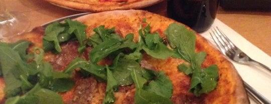 Mezzaluna is one of Best of pizza :).