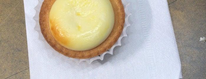 BAKE Cheese Tart is one of Larisa 님이 좋아한 장소.