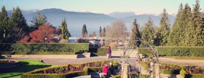 University of British Columbia (UBC) is one of Vancouver.