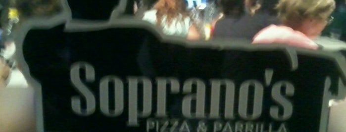 Soprano's is one of Tempat yang Disukai Agustin.