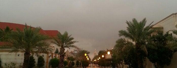 Alwaha Garden is one of สถานที่ที่บันทึกไว้ของ Queen.