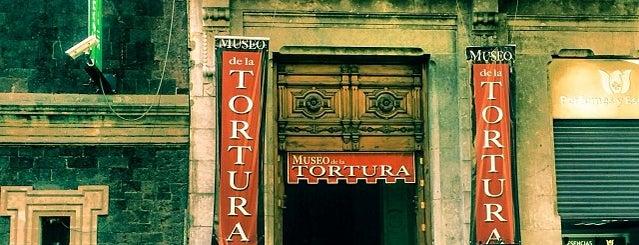 museo de la tortura is one of Museos.