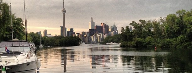 Toronto Islands is one of Toronto, ON.