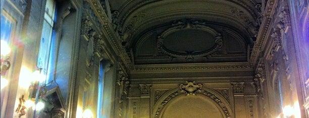 Colegio Nacional de Buenos Aires is one of Buenos Aires by Lonely Planet.