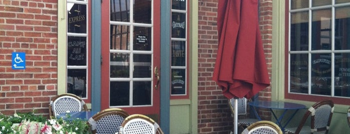 Blue Talon Bistro is one of 30 Places to Eat in Virginia Before You Die.