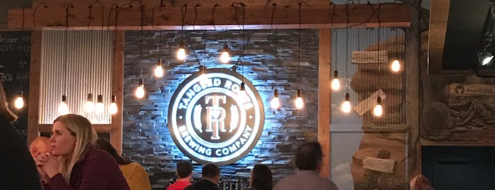 Tangled Roots Brewing Company is one of Breweries I've Visited.