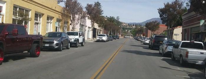 Santa Paula, California is one of Eu quero ir para ficar longe!.