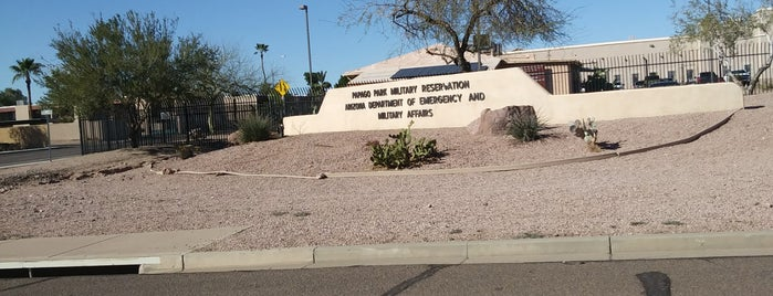 Arizona Military Museum is one of Nancy's A.Kraus Places&Food's&	Ect... <3.