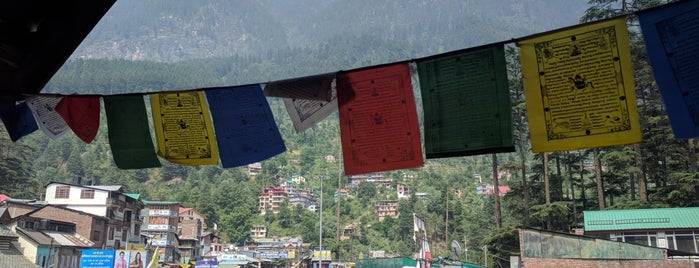 Manali Market(Bazaar) is one of India North.