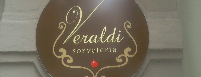 Veraldi Sorveteria is one of Marcela: сохраненные места.