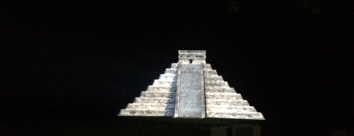 Zona Arqueológica de Chichén Itzá is one of Saraiさんのお気に入りスポット.