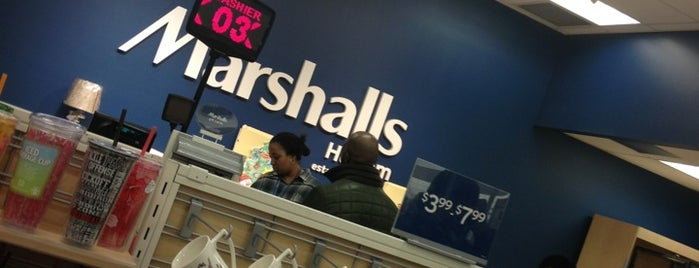 Marshalls is one of Posti che sono piaciuti a Katemari.