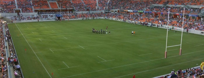 BBVA Compass Stadium is one of Pro Stadiums in Texas.