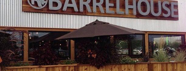 Barrelhouse is one of jobs.