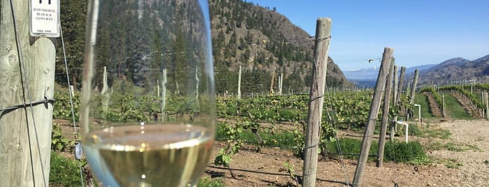 See Ya Later Ranch is one of Okanagan Wineries.