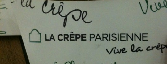 La Crêpe Parisienne is one of Gdl.