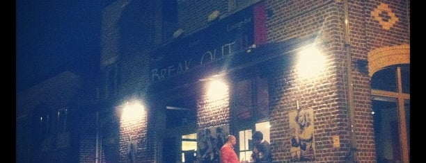 Break-Out is one of Belgium - Resto.