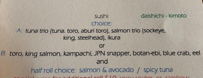 Sushi Taro is one of Posti che sono piaciuti a Cassio.