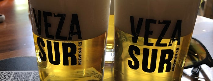 Veza Sur Brewing Co. is one of Miami bars.