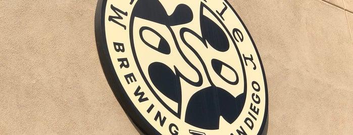 Mikkeller Brewing San Diego is one of Beer / Ratebeer's Top 100 Brewers [2020].