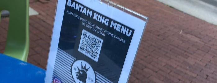 Bantam King is one of DC- Need To Try.