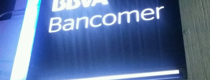 BBVA Bancomer is one of Lieux qui ont plu à Zava.