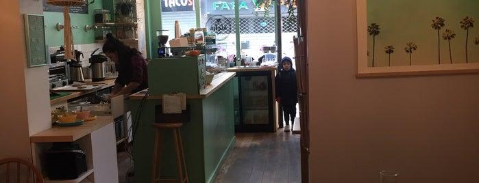 Aloha Café is one of Paris.