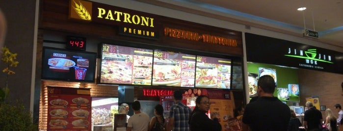 Patroni Pizza is one of Guilherme 님이 좋아한 장소.