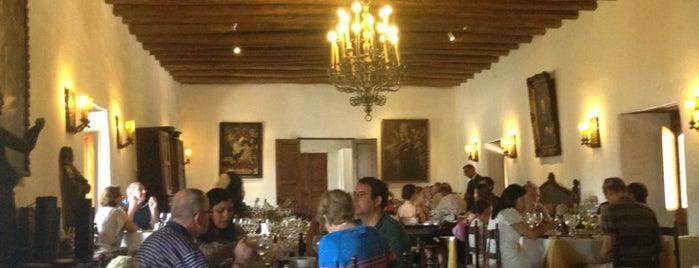 Santa Rita Restaurant Dona Paula is one of Chile.
