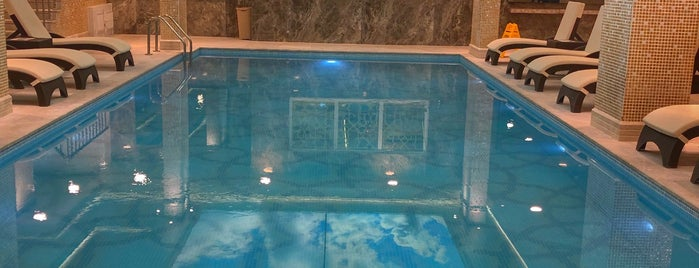 Miss Istanbul Hotel & Spa is one of The 10 Best Spas in Istanbul.