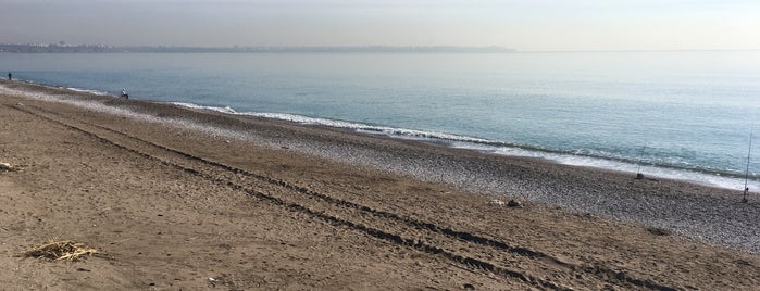 Pi Beach is one of Lugares favoritos de Müge.