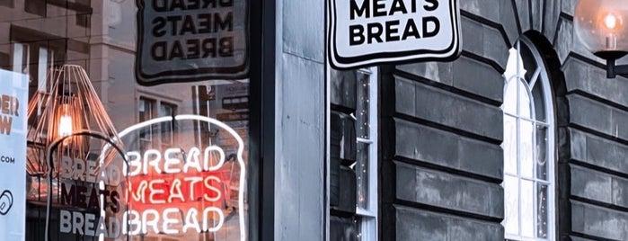 Bread Meats Bread is one of Food & Drink.
