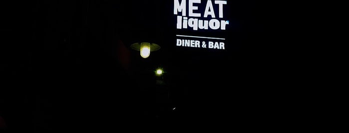 MEAT Liquor King's X is one of Lugares favoritos de J.