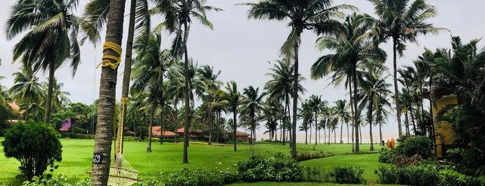 Vivanta by Taj - Holiday Village, Goa is one of Гоа.