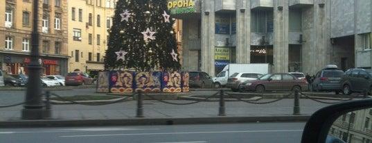 Каменноостровский Проспект, Д.9 is one of SBP2018..