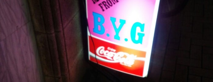 B.Y.G is one of Posti che sono piaciuti a osam.