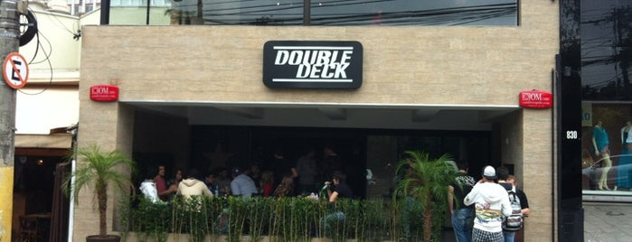Double Deck is one of restaurantes.
