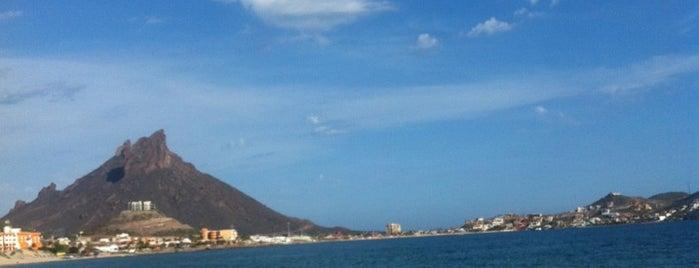 Playa Los Algodones is one of Locais curtidos por Jhalyv.