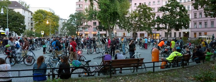 Critical Mass Berlin is one of Lieux sauvegardés par Galina.
