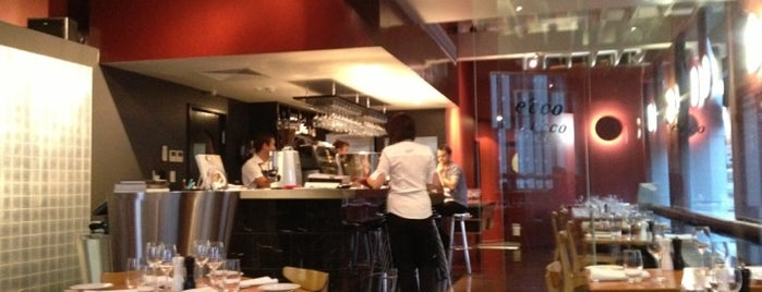E'cco Bistro is one of Brisbane's Best Eating Spots.