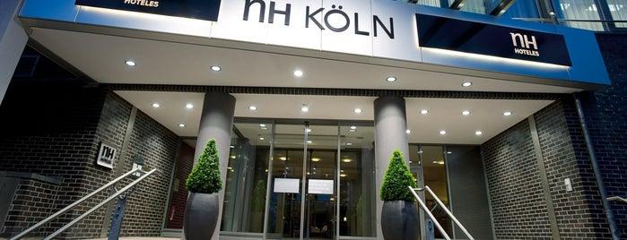 Hotel NH Köln Altstadt is one of Hotels 2.