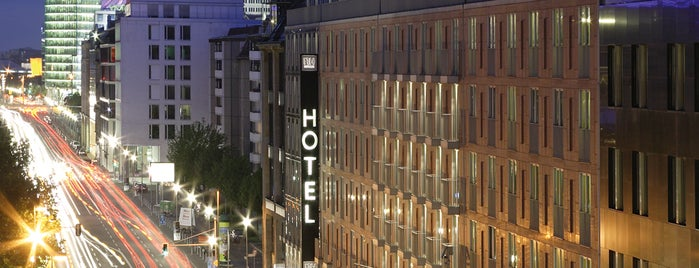 Hotel NH Collection Berlin Mitte am Checkpoint Charlie is one of Out of town.
